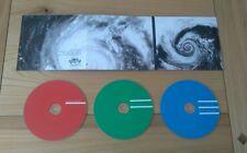 RARE Fruits De Mer Arcade Messiah Trilogy 3CD Set Psych Prog Rock Power Metal