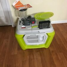 New listing Coolest Cooler + Bluetooth Speaker Battery Blender Green