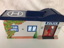 Playmobil Police Rescue 5299 Take Along Police Station Cell Accessories Figures