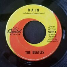 Paperback Writer RAIN The Beatles 45rpm Capitol 5651