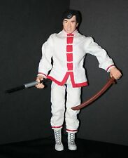 """2001 API JACKIE CHAN ACTION FIGURE BRUCE LEE Martial Arts Doll 12"""" NM"""