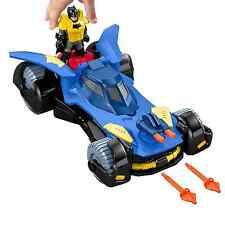 Fisher-Price Imaginext Dc Super Friends Batmobile - New