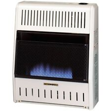 Procom ML200HBA Ventless Liquid Propane Gas Blue Flame Space Heater - 20,000 BTU