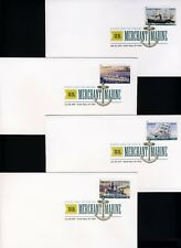 US 2011 Merchant Marine (4548-51) . DCP Cancel . USPS First Day Covers