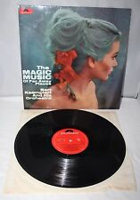 "12"" LP-Bert Kaempfert & His Orchestra-The Magic music of Far Away Places"