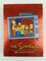 The Simpsons - The Complete Fifth Season DVD Collector's Edition Set