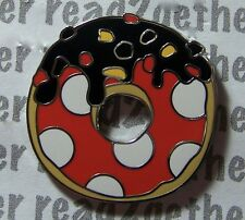 Disney Pin Mickey Mouse and Friends Donut Mystery Minnie Mouse