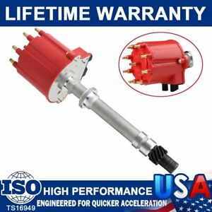 High Performance Racin Ignition Distributors For Chevy C1500 GMC V8 5.0/5.7L7.4L