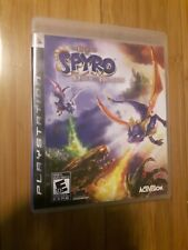 The Legend of Spyro: Dawn of the Dragon (Sony PlayStation 3, PS3)
