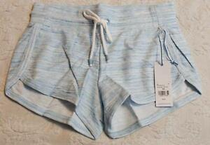 Southern Tide Women's Jodie French Terry Lounge Short CL8 Aegean Blue Size XS