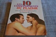 Les 10 commandements du plaisir ( Suzan Block) (D1)