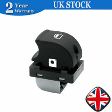 Single Window Switch Button Passenger Side For Audi A3 8P A6 S6 4F0959855A UK