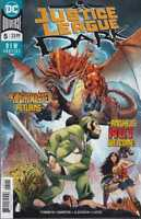 Justice League Dark #5 Nightmaster Returns DC Comic 1st Print 2018 unread NM