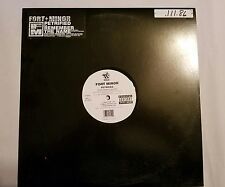 Fort Minor - Petrified /Remember The Name LP Record