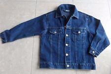 Jungsjacke /jeans/ TCM Grösse 122/128 d.blau Baumwolle