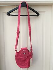 Diesel Small Pink Across Body Bag New With Tags