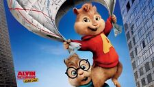 Alvin and the chipmunks Poster Length :800 mm Height: 500 mm  SKU: 1585