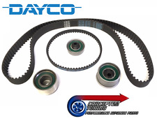 Dayco Cambelt Timing and Balance Shaft Belt Kit - Mitsubishi EVO IV 4 CN9A 4G63