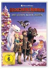 Drachenzähmen leicht gemacht: Die guten alten Zeiten DVD NEU