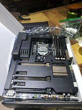 I5-3570k + Asus Sabertooth Z77 +16GB GSkill DDR3 Memory
