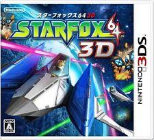 Star Fox 64 3D Cartridge Only!! (Nintendo 3DS, 2011, USA Version)