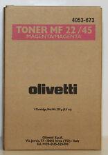 Olivetti B0482 d-Color MF 22 Tonerkartusche magenta 11.500 Seiten