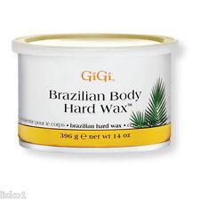 GiGi 0899 Brazilian Body Hard Wax 1- 14oz.