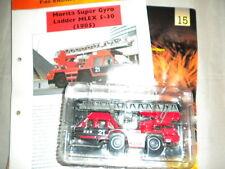 Del Prado Mundo Fuego Motores-Japón 1985 Morita Gyro Escalera mlex5-3 Número 15