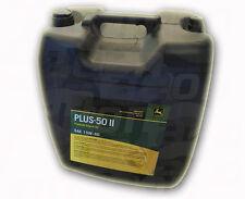 John Deere Motoröl Plus-50 II 20liter 15w40