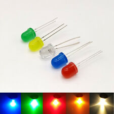3mm 5mm 8mm 10mm Ultra Bright LED Red/Green/YellowBlue/White Lamp Emitting Diode