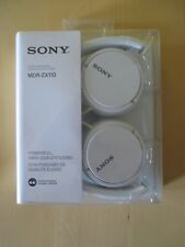 Sony MDR-ZX110NA Overhead de bruit casque-blanc