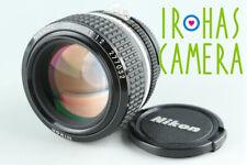 Nikon Nikkor 50mm F/1.2 Ais Lens #27613 A5
