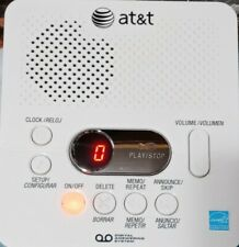 Digital Answering Machine System AT&T 1740  60 Minutes Remote Access Telephone