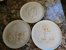 Vintage Presouse moment porcelain collector plate made in U.S.A 1982,1984,1986