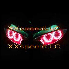 ORACLE Yamaha R6 03-05 RED LED Headlight Halo Angel Demon Eyes Rings