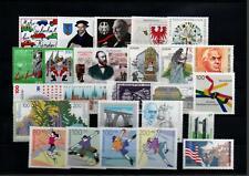 BRD  Bund  aus  Jahrgang  1997  Marken  postfrisch  Katalogwert  40€     Lot213