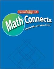 Math Connects: Study Guide and Intervention and Practice Workbook, Course 2, McG