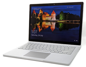 """Microsoft Surface Book 3 13.5"""" - i7-1065G7/16GB/256GB (Hairline Crack)"""