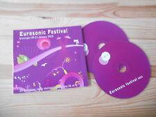 CD VA Eurosonic Festival January 2013 2Disc (26 Song) EUR(O)RADIO
