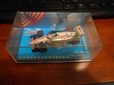 1993 Mini Champs Indy Car World Series Nigel Mansell 1:64 Lola Ford In Case