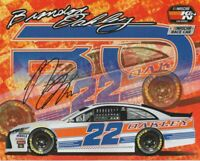 2019 Brandon Oakley signed Oakley Blacktop Chevy SS NASCAR K&N postcard