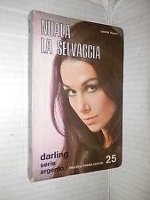 NUALA LA SELVAGGIA Lynette Harper Fabbri 1971 Darling Serie Argento 25 romanzo
