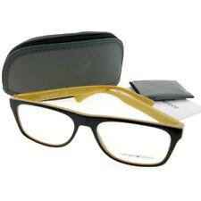 EMPORIO ARMANI Male Eyeglasses Size 55mm-145mm-17mm