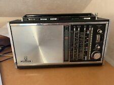 Vintage Grundig Satellit 6000 Amateur flagship of AM-FM/Shortwave radios