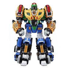 Biklonz Thunder Guardian Transformer Copolymer Robot Figure Toy Set Megabeast