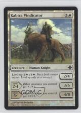 2010 Magic: The Gathering - Rise of the Eldrazi #28 Kabira Vindicator Card 0a1