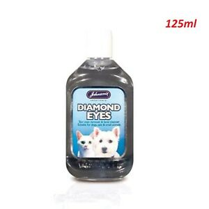 Eyes Tear Stain Remover Facial Cleanser For Dog Cats Eye Care Johnsons Products