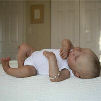 "19"" Lifelike Real Soft Touch Handmade Reborn Baby Doll Silicone Premie Baby Doll"