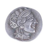 Grèce antique Grèce grecque hibou Pièces de monnaie Collection de pièces monnaie