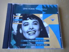 Lena Horne CD Stormy weather 1993 jazz Night & day Stormy weather Old devil moon